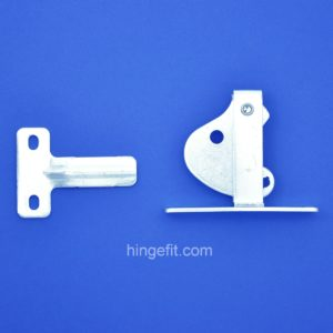 Gate Latch Lockable D Type