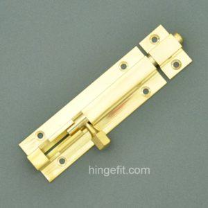 Heavy Duty 100mm Brass