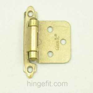 Hinge Cabinet Self Closing - Flat