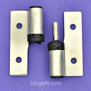Hinge Gravity Rhand Bolt fix Open pos