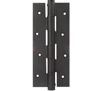 Hinge Single action spring Black