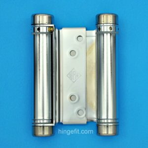 Hinge Spring Double Action 100mm CP