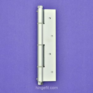 Hinge Spring slimline alum single