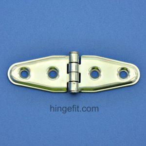 Hinge Strap Stainless Steel