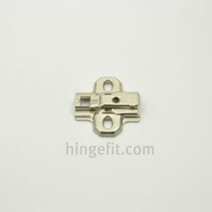 Mounting plate 0mm