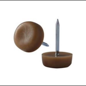 Nail-On-Furniture-Glide brown