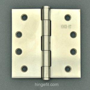 hinge butt SSS 100x100x2.5mm