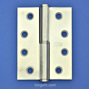 Hinge Liftoff SSS 100x75mm RH
