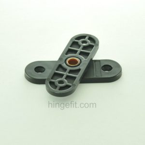 Pivot Hinge Flat Light Duty